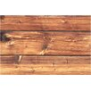 Akzente Gallery Wooden Board Doormat