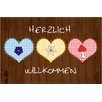 Akzente Gallery Welcome Doormat