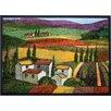 Akzente Lavender Fields Doormat
