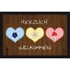Akzente Welcome Doormat
