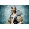Akzente Gallery Cat in Tulle Doormat