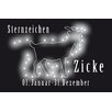 Akzente Zicke ('Drama Queen') Gallery Doormat