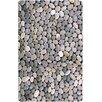 Akzente Stones Gray Area Rug