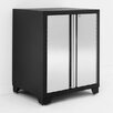 NewAge Products Pro Stainless Steel 2 Door Base Cabinet