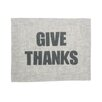 "Alexandra Ferguson ""Give Thanks"" Placemat"