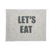"Alexandra Ferguson ""Let's Eat"" Placemat"