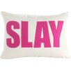 Alexandra Ferguson Slay Throw Pillow