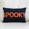 "Alexandra Ferguson ""Spooky"" Canvas Lumbar Pillow"