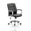 Dynamic Office Seating Trend High-Back Executive Chair with Arms