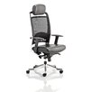 Dynamic Office Seating Pioneer High-Back Mesh Desk Chair with Arms