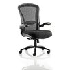 Dynamic Office Seating Houston High-Back Mesh Desk Chair with Arms