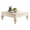 Paula Deen Home Paula Deen Home Put Your Feet Up Coffee Table in Linen
