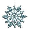 Vickerman Co. Glitter Snowflake Christmas Ornament (Set of 24)