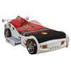 All Home Wyvis Sonic Racer Single Car Bed with Storage
