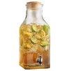 Home Essentials and Beyond Heritage Home Cork Beverage Dispenser
