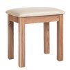 Hazelwood Home Upholstered Dressing Table Stool