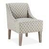 DHI Prescott Slipper Chair in Taupe