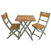 Norfolk Leisure Florenity 2 Seater Bistro Set