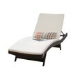 Home Loft Concepts Outdoor Sunbrella Chaise Lounge Cushion (Set of 2)