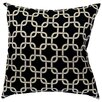 Majestic Home Goods Links Cotton Throw Pillow