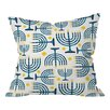 DENY Designs Zoe Wodarz Holiday Lights Throw Pillow