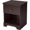 South Shore Zach 1 Drawer Nightstand