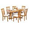 TMS Benton 7 Piece Dining Set