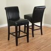 "Monsoon Pacific Milan 26"" Bar Stool with Cushion (Set of 2)"