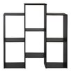 "Wade Logan Rungata Staggered Cube 35.7"" Cube Unit Bookcase"