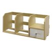 Furinno PASiR Desk Storage Shelf with Bin