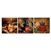 Furinno Coffee Roaster 3 Piece Photographic Print Set