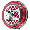 """Trademark Global Bob's Big Boy 14.5"""" Wall Clock"""