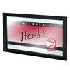 Trademark Global NBA Hardwood Classics Framed Logo Wall Mirror