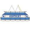 Trademark Global University of Kentucky 3 Light Pool Table Light