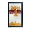Trademark Global NBA Cleveland Cavaliers 2016 Champions Framed Graphic Art