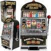 Trademark Global Jumbo Slot Machine Bank - Replication