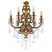Worldwide Lighting Versailles 5 Light Wall Sconce