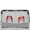 Skywalker Trampolines Double Basketball Hoop in Fits 12' Round 6 Pole Skywalker Trampoline