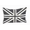Blink Home Union Jack Throw Pillow