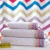 Sorema Zig Zag 3 Piece Bath Towel Set