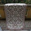 Graccioza Bio Luxury Damask Bath Rug