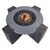 Zuo Modern Hades Concrete Fiber Propane Fire Pit