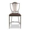 Sarreid Ltd Carpenter Shield Side Chair