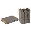 Sarreid Ltd 6 Piece Heather Decorative Book Set