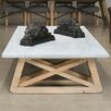 Sarreid Ltd Sleigh Coffee Table