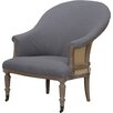 Sarreid Ltd King George Lounge Chair
