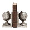 Woodland Imports Exclusive Globe Classic Bookend (Set of 2)