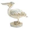 Woodland Imports Polystone Pelican Figurine