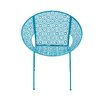 Woodland Imports Metal Side Chair