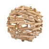Woodland Imports The Different Driftwood Decorative Ball